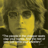 John Lennon (I.Quote - Clap Your Hands) by Celebrity Image