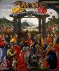 Adoration of the Kings by Domenico Bigordi Ghirlandaio