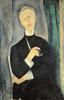 Roger Dutilleul by Amedeo Modigliani
