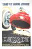 Monaco Grand Prix 1955 by J. Ramel