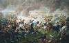 Battle of Waterloo Plate II (Restrike Etching) by Alexander Sauerweid