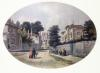 Ramsgate, St. Lawrence School (Restrike Etching) by L.L. Raze