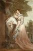 Lady Mildway (Restrike Etching) by Sir Joshua Reynolds