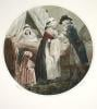 The New Arrival (Restrike Etching) by George Morland