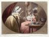 Suspence (Restrike Etching) by George Morland