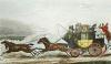 The Road, Pl II (Restrike Etching) by Henry Alken