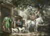 Sportsman's Return (Restrike Etching) by George Morland