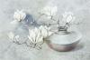 Oriental Magnolias II by Franz Heigl