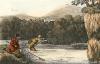 Fishing (Restrike Etching) by Henry Alken