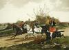 Going to the Meet (Restrike Etching) by Henry Alken