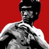 Bruce Lee by Erin Rafferty