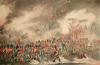 Storming of St Sebastian (Restrike Etching) by William Heath