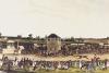 Ascot Heath Races (Restrike Etching) by James Pollard