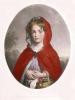 Little Red Riding Hood (Restrike Etching) by Charles Baxter
