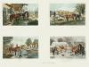Farm Scene (Restrike Etching) by John Frederick Herring