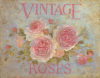 Vintage Roses by Debi Coules