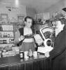 Grocers shop, Lancashire 1951 by Mirrorpix