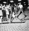 Indoor ski slope, 1969 by Mirrorpix