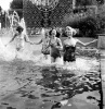 Swimwear models, 1953 by Mirrorpix