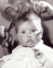 Baby's first haircut, 1959 by Mirrorpix