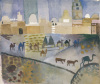 Kairouan I, 1914 by August Macke