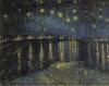 Sternennacht, 1888 by Vincent Van Gogh