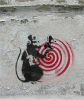 Rat Radar by Street Art