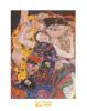 The Virgins by Gustav Klimt