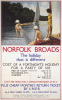 Norfolk Broads - The Holiday that is Different by National Railway Museum