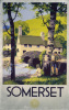 Somerset - Village II by National Railway Museum