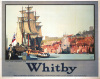 Whitby - Captain Cook Embarking 1776 by National Railway Museum