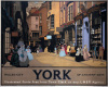 York - Walled City of Ancient Days by National Railway Museum