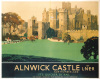 Alnwick Castle by National Railway Museum