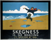 Skegness is So Bracing (black border) by National Railway Museum