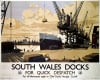 South Wales Docks by National Railway Museum