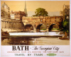 Bath - Georgian City by National Railway Museum