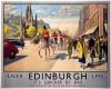 Edinburgh - Princes Street by National Railway Museum