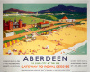 Aberdeen - Gateway to Royal Deeside I by National Railway Museum