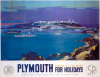 Plymouth for Holidays by National Railway Museum