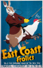 East Coast Frolics - Colonel Cottontail by National Railway Museum
