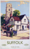 Suffolk - Village Scene by National Railway Museum