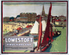 Lowestoft - First Class Golf by National Railway Museum