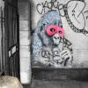 Banksy - Gorilla by Panorama London