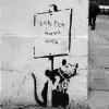 Banksy - Chiswell Street 1 by Panorama London