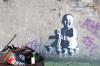 Banksy - Hackney Wick 2 by Panorama London