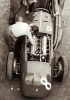 Ferrari Mechanic, French GP, 1954 by Jesse Alexander