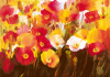 Rich Petals by Ann Neate
