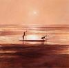 Sinking Sun by Jonathan Sanders