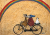 Somewhere Under A Rainbow by Sam Toft
