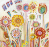 Sunny Flowers by Shyama Ruffell